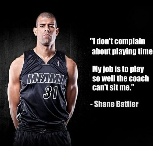 Great Basketball Quotes Best Great Basketball Quotes Amusing Quit Being So Hard To Coach Pgc